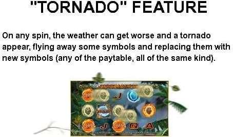 Tornado Feature
