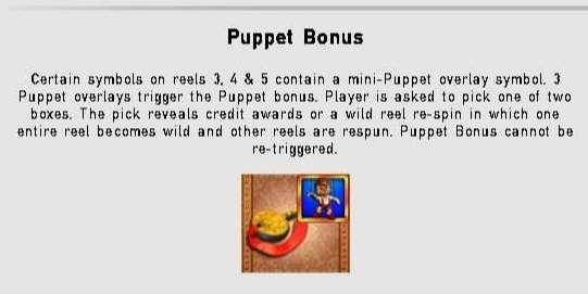 Poppet Bonus
