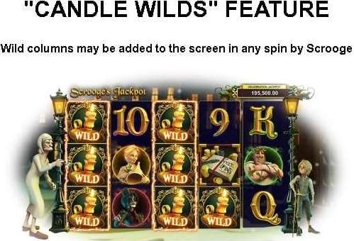 candle wild feature