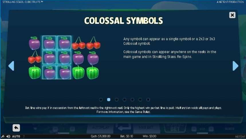 colossal symbols