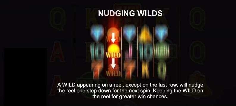 Nudging wilds