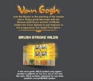 Brush Strokes Wilds