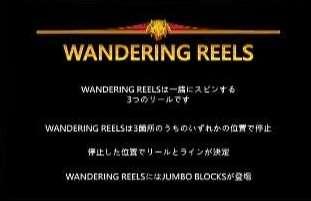 Wandering Reel