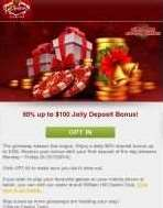 21NovaカジノGift-A-Day-Giveawayプロモーション1