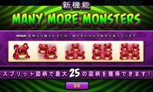 Many More Monsters機能1