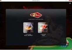 ゲームモード選択画面2
