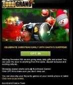 クリスマスギフト ア デイプロモーション1