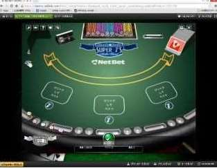 isoftbet Blackjack Super 7's Multihand2