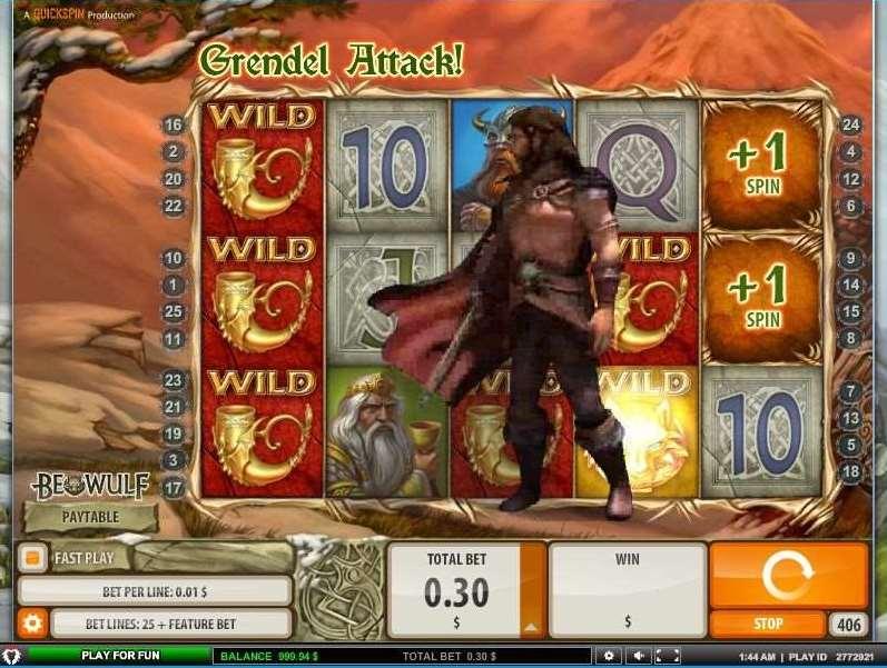 Grendel Attack機能4