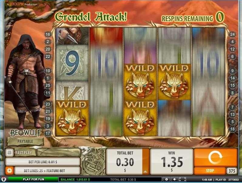 Grendel Attack機能6