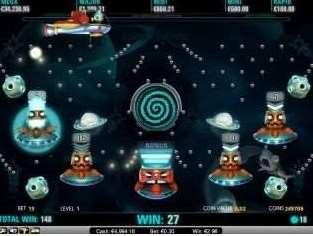 フリーフォールズボーナスゲーム3