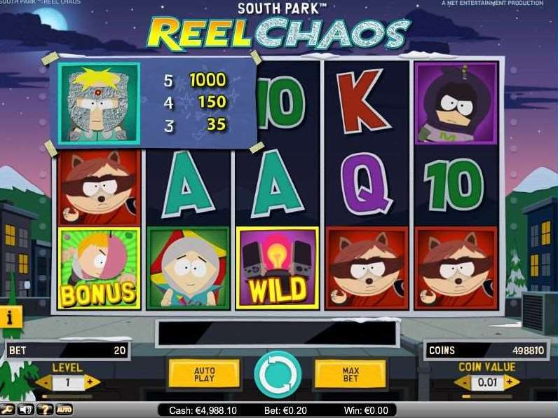 South Park Reels of Chaos3