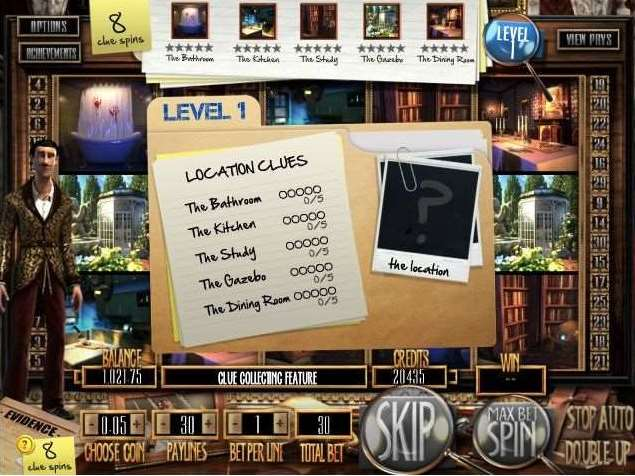 Match 5 clues to level up8