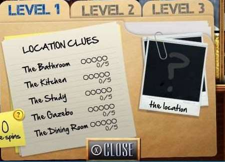 Match 5 clues to level up3