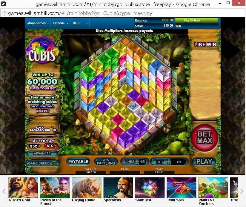 WHG Cubis4