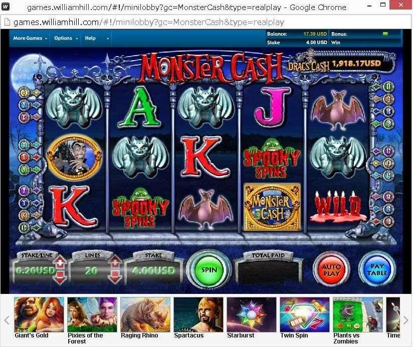 Monster Cash2