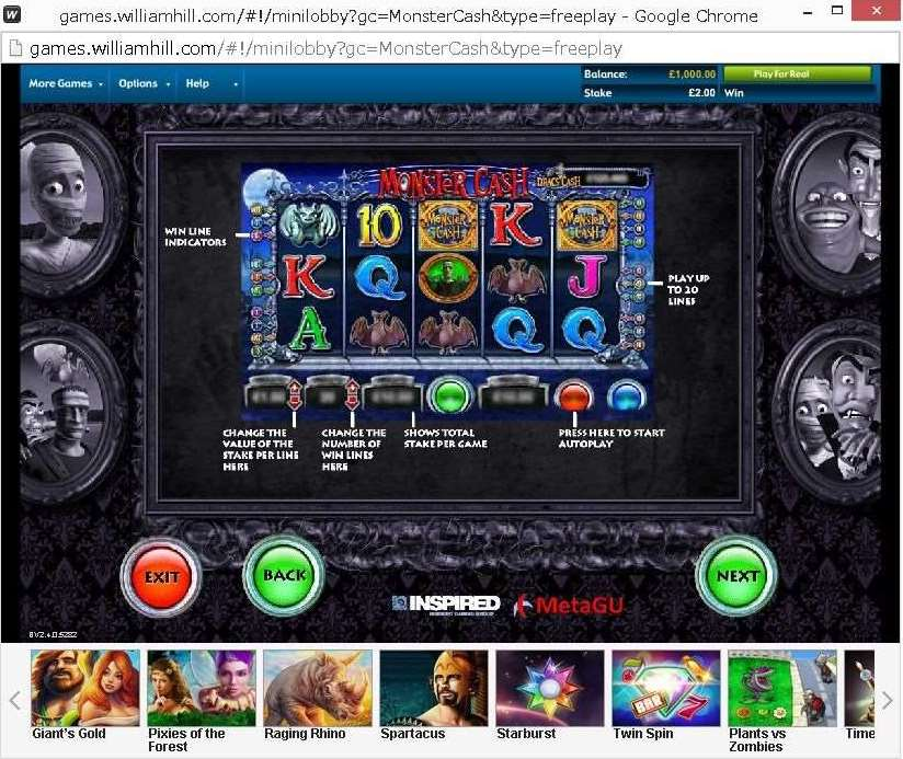 Monster Cash3