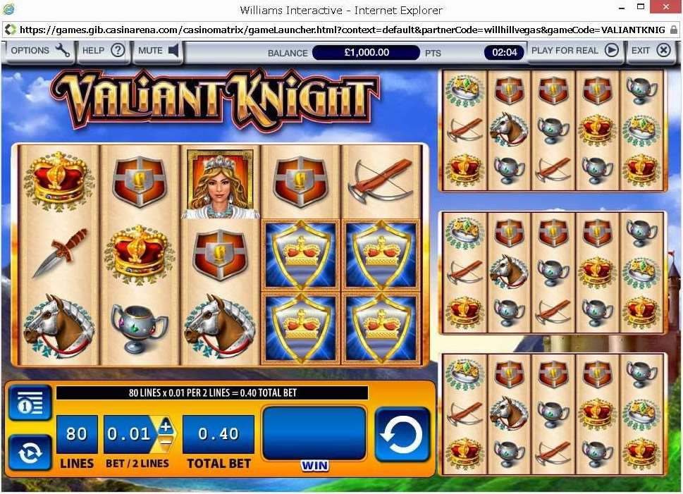Valiant Knight1