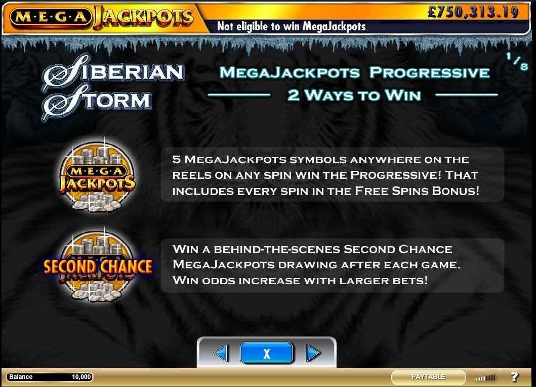 MegaJackpots