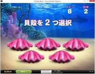 5つの貝殻