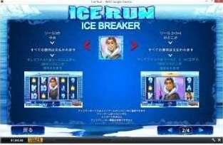 Ice Breaker機能