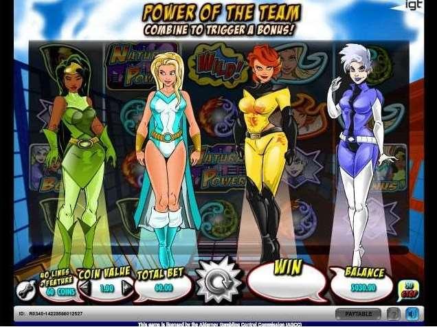 Super Team機能