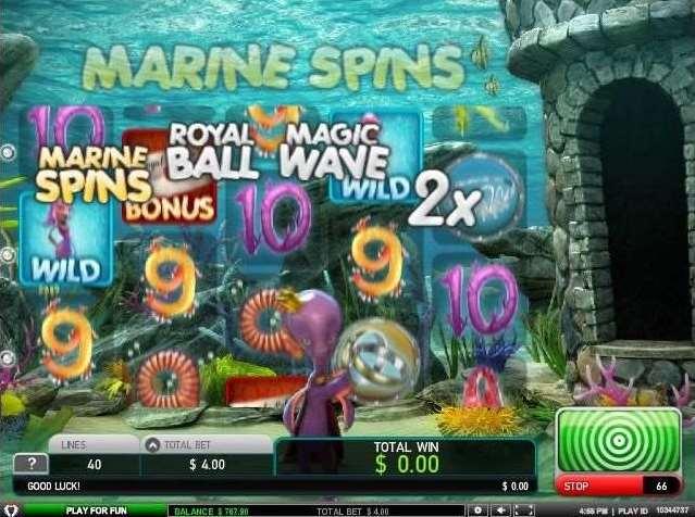 Marine Spins