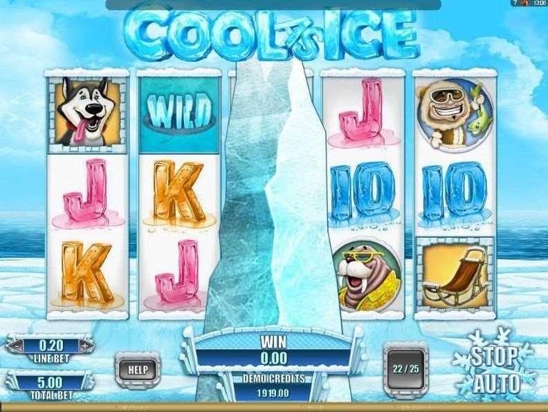Iceberg Wild機能3