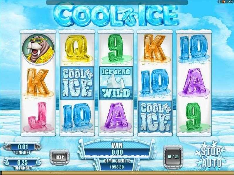 Iceberg Wild機能2