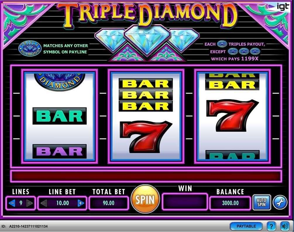 VJ Triple Diamond