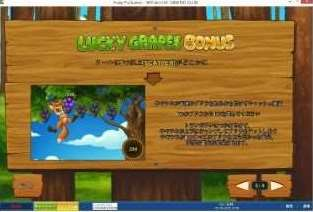 Lucky Grapes Bonus