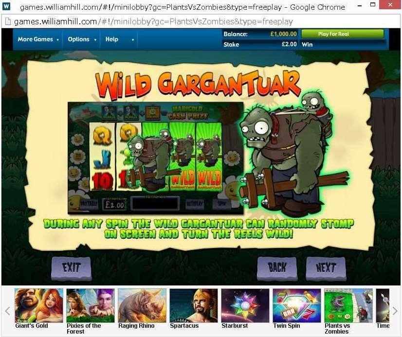 Wild GarGantuar
