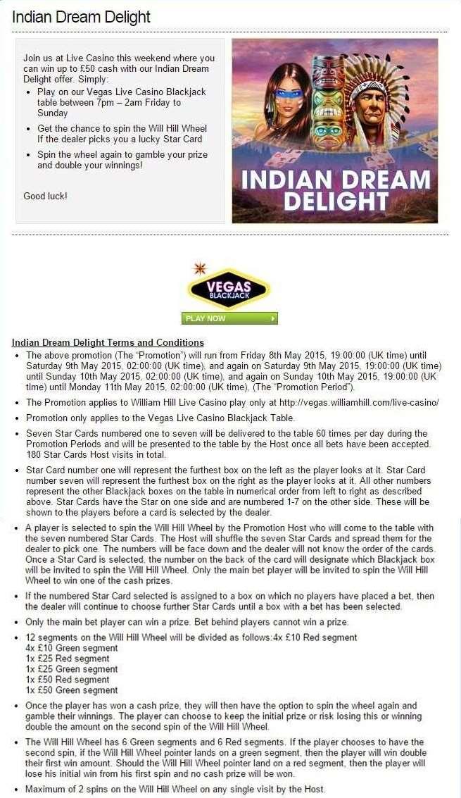 Indian Dream Delight