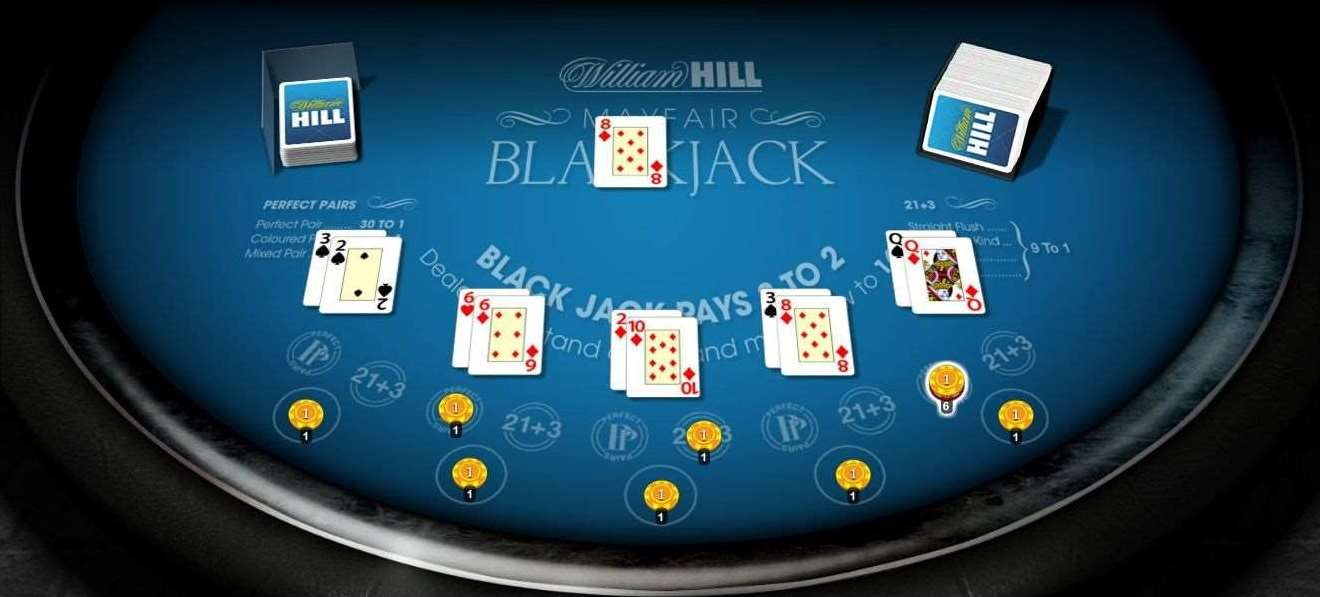 Mayfair Blackjack5