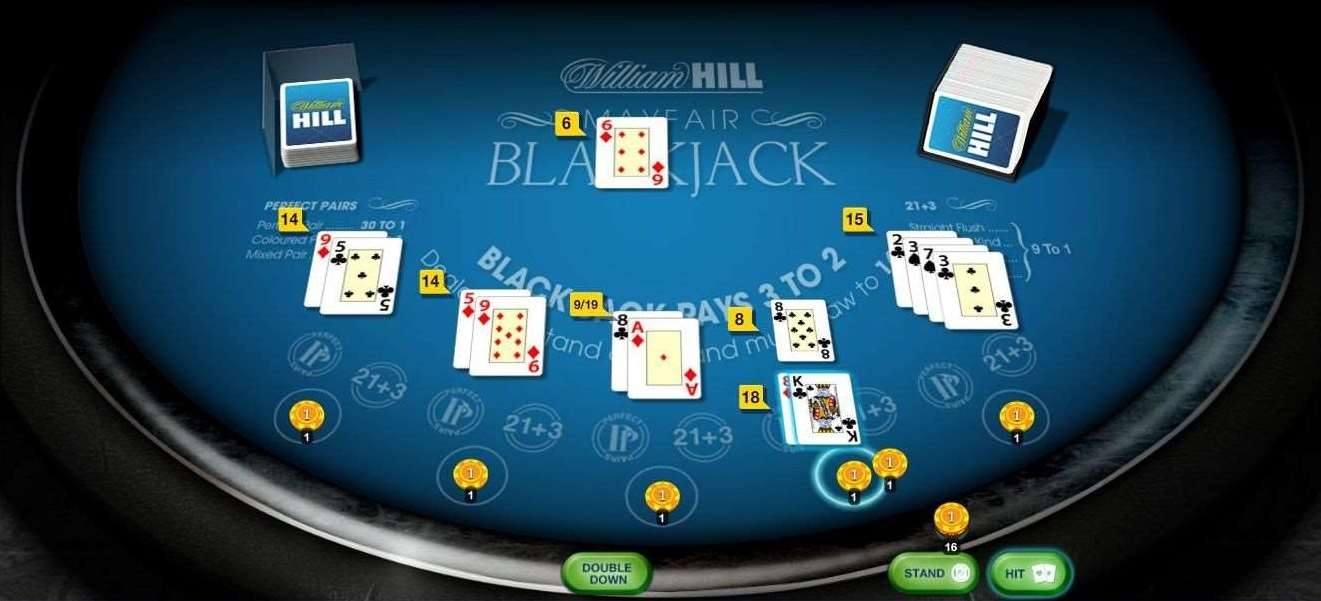 Mayfair Blackjack4