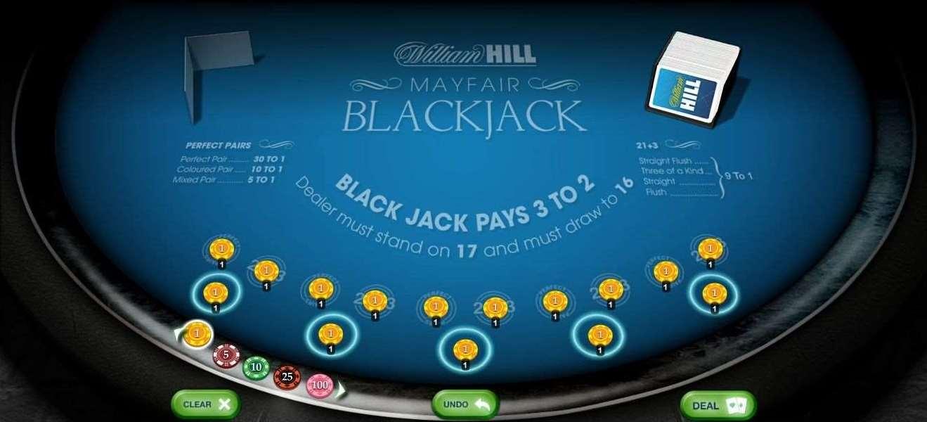 Mayfair Blackjack9