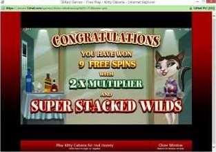 Super Stacked Wild 機能