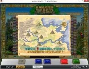 神殿がある地図
