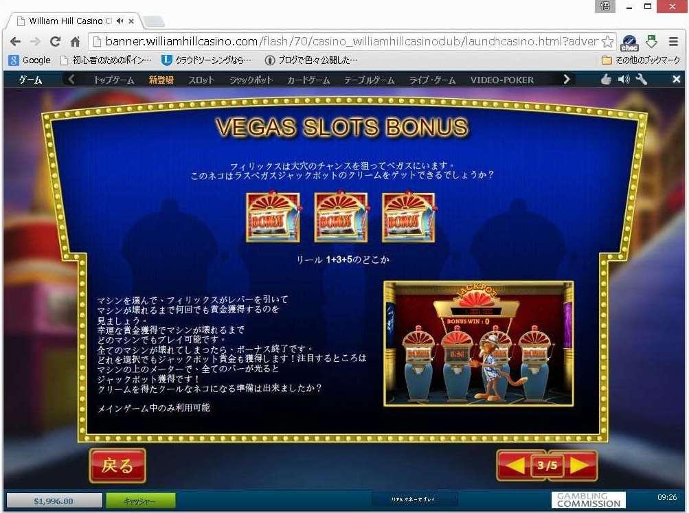 Vegas Slots Bonus