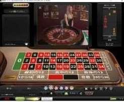 ライブカジノゲームディーラーが行うタイプ1