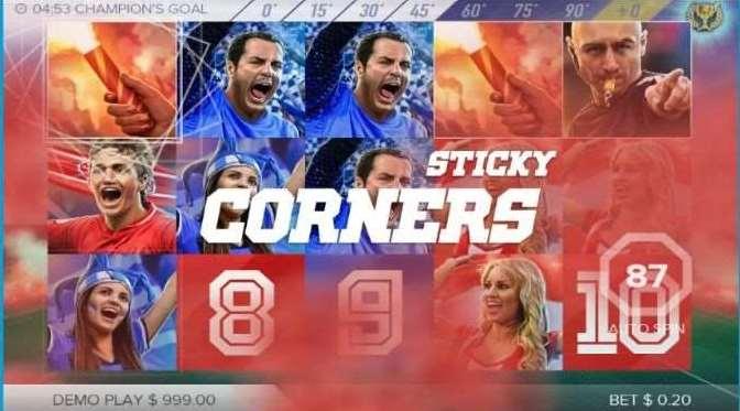 Sticky Corner機能1
