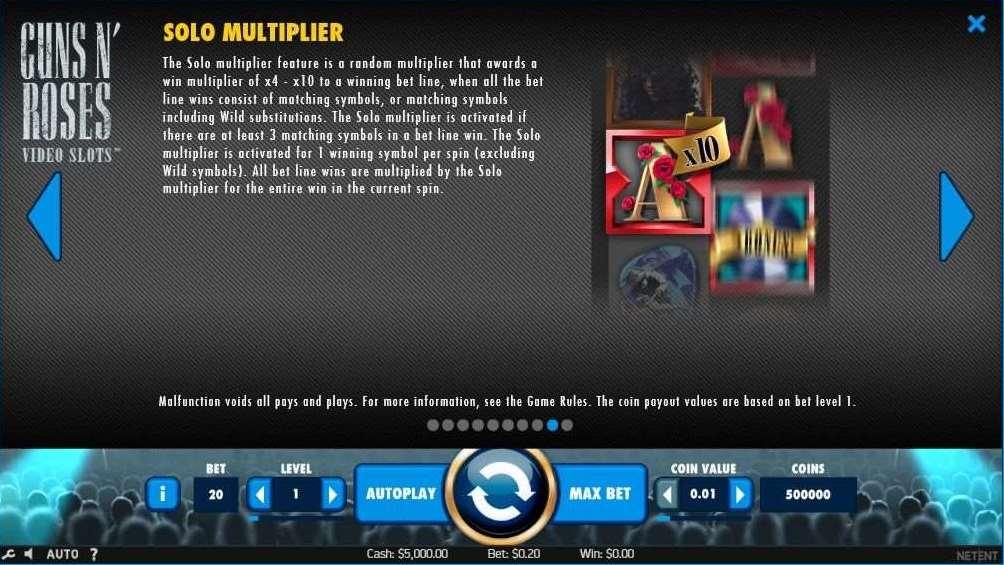 Solo Multiplier