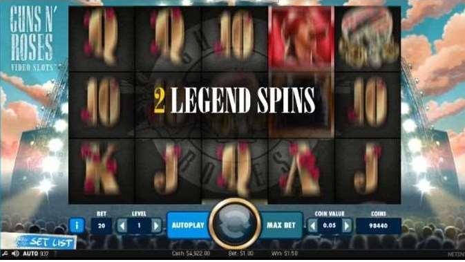 Legend Spinロゴ2