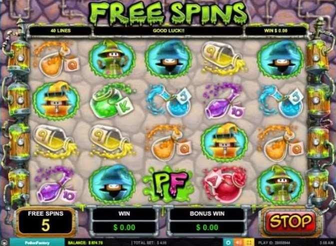 Mulitilevel Free Spins Bonus2
