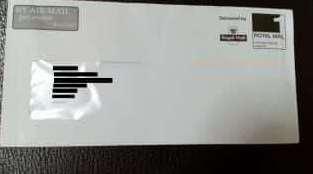 Eco郵便物