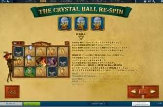 Crystal Ball Re-Spin1
