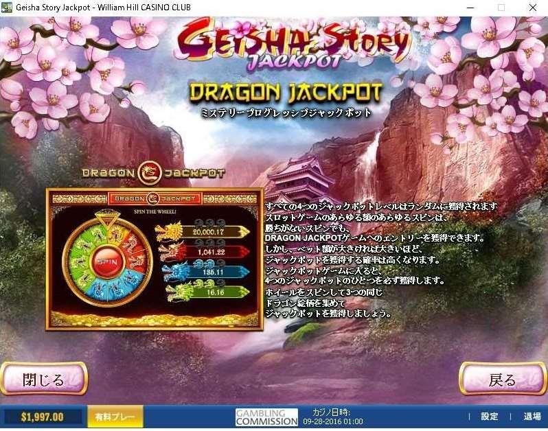 Geisha Garden Bonus