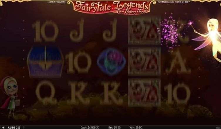 Fairy Wild Spin2