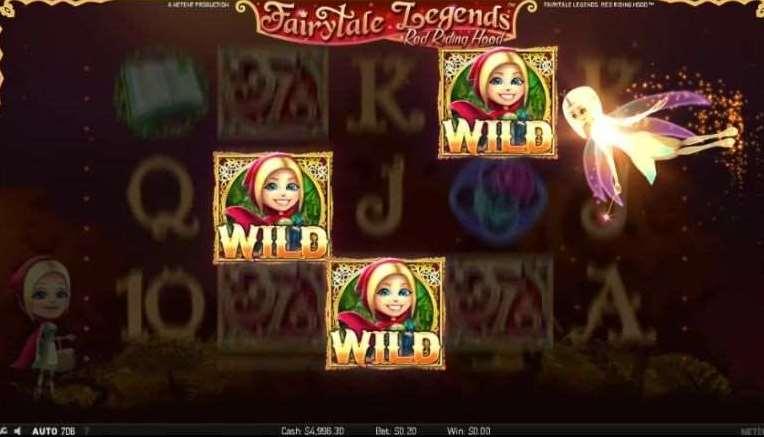 Fairy Wild Spin4
