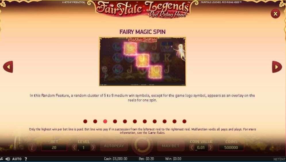 Fairy Magic Spin1